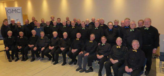 Jahreshauptversammlung 2020 des Gronauer Männerchor von 1877 e.V.