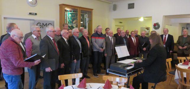 Neujahrsempfang des Gronauer Männerchors 2019