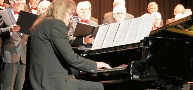 Bilder vom Herbstkonzert des Gronauer Männerchores